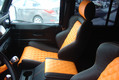 Перетяжка передних сидений Land Rover Defender